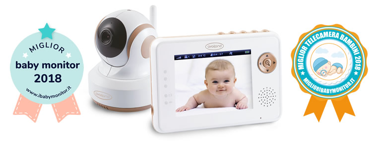 Availand Follow Baby, miglior baby monitor 2018