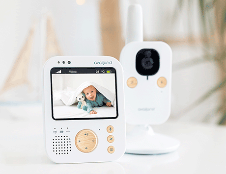 Baby monitor Availand Nordic EVO2