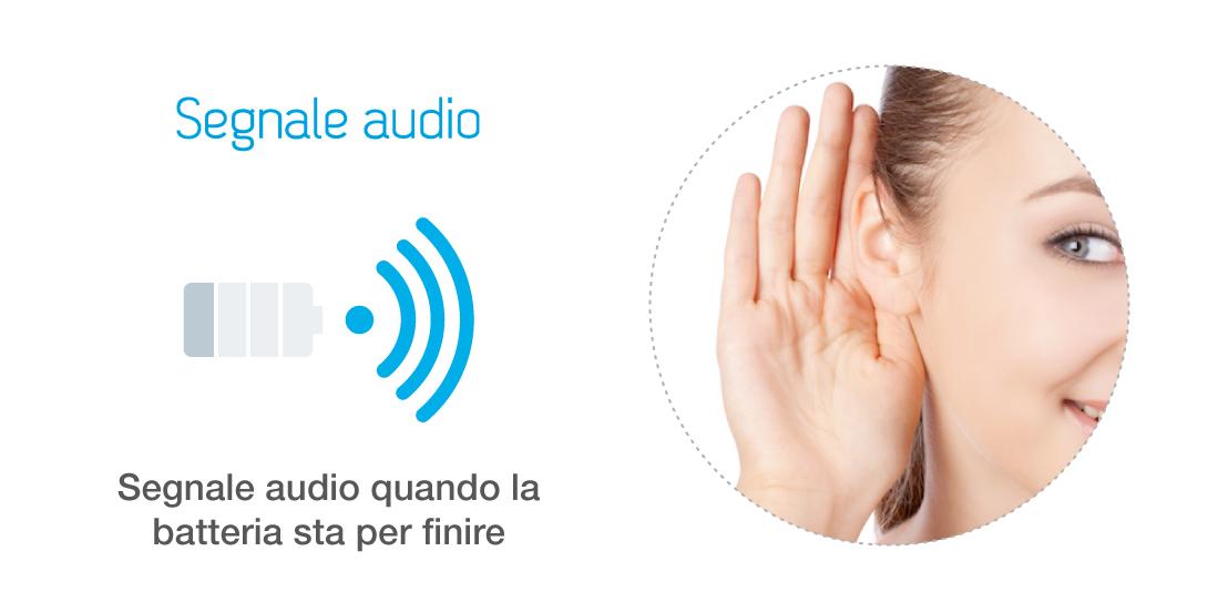 Segnale audio