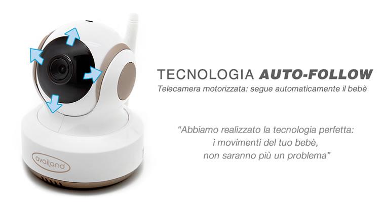Tecnologia Auto-Follow